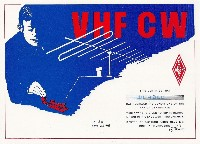 VHF-CW